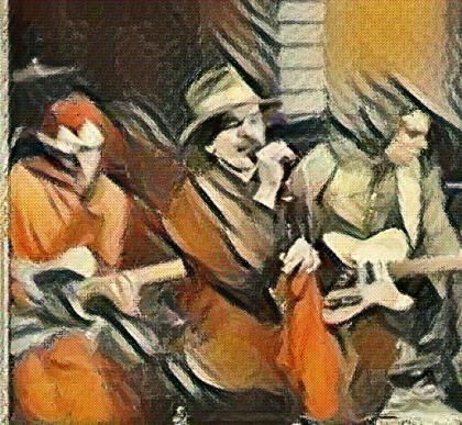 Captain Beefheart & His Magic Band SNL1