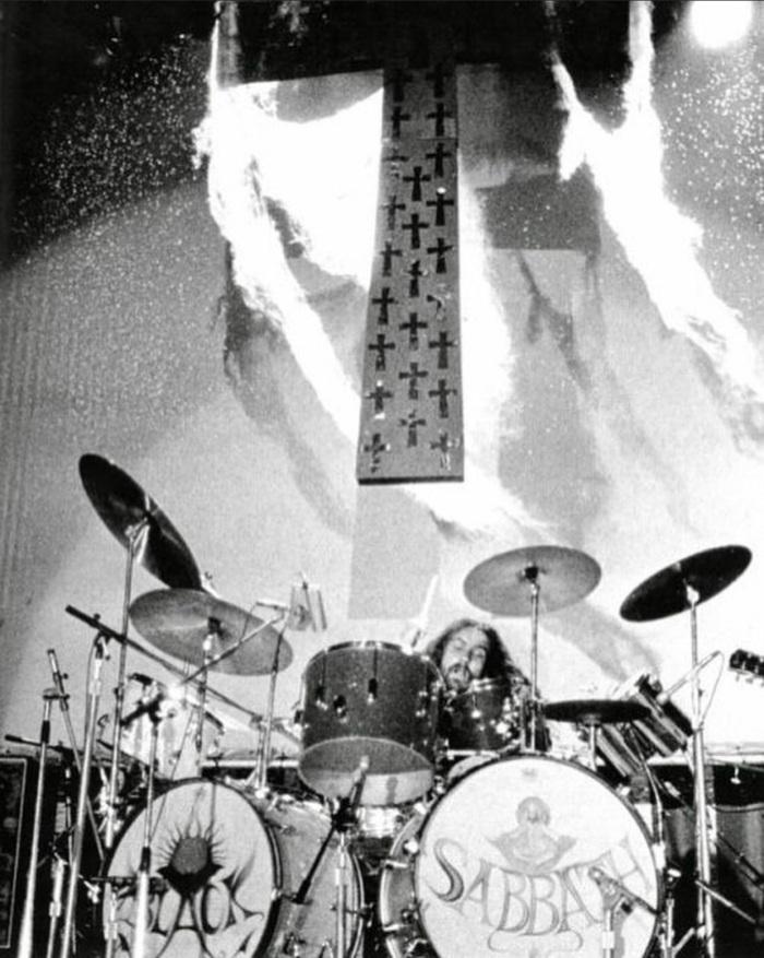 Black Sabbath - Bill Ward