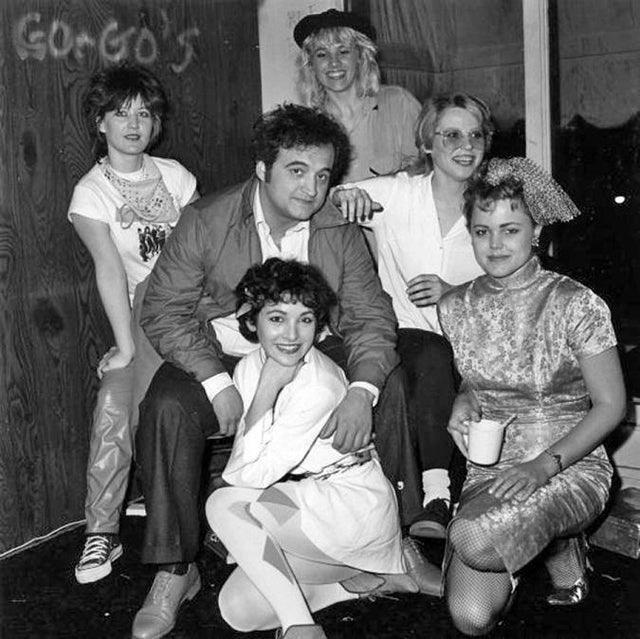 1980 Belushi & Go Gos